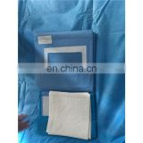 Laparotomy Drape Surgical Kit Essential Consumable Pack