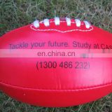 PVC Aussie Rules Football