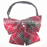 fashion girls bow tie for school