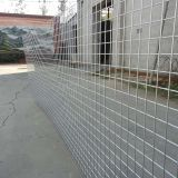 Eco friendly 2x4 electro galvanized hog welded wire mesh fence panels