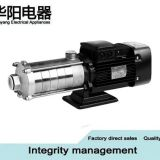 CHL / CHLF Series Horizontal Multistage Centrifugal Pump For Fertilizing / Metering System