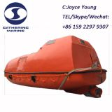 High Speed 6 Knots Marine Free Fall FRP Lifeboat