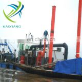 Kaixiang Professional Hydraulic River Sand CSD400 Dredger for Sale