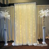 RK wedding backdrop chiffon drape pipe and drape with alternative size from RK for sale