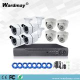 Top 10 8chs H. 265 CCTV 2.0MP Home Security Surveillance Poe Alarm NVR Kits