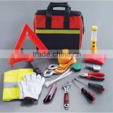 Customized Crazy Selling auto emergency safety kits