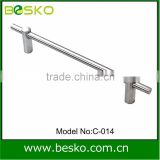 modern stainless steel door or cabinet handle with high quality