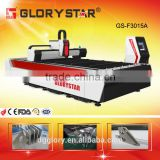 1000w fiber metal laser engraving cutting machine with German IPG laser source for kitchen ware