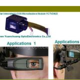 I'm very interested in the message 'Sell Monocular  Integrated LCOS  Microdisplays Module YCTVD922' on the China Supplier