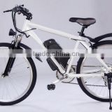Complete integrated 36v 350w electric bike motor kit with 36v bafang motor and 36v 15ah samsung down-tube battery