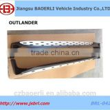 Car accessories Running bar for MITSUBISHI Outlander