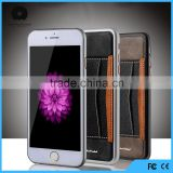 Cards Holder Kickstand mobile phone shell for Apple iPhone6 6S 4.7 inch                                                                         Quality Choice