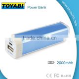 Promotion gift best price mini portable usb battery mobile phone power bank Power Bank External Battery Charger