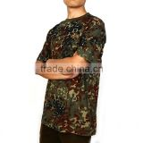 Best selling compressed and eco-friendly camouflage tshirt military t shirt