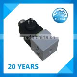 Wholesale origial quality two-position three way electromagnetic valve WG9719710004 for HOWO truck