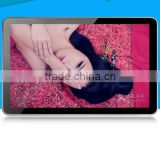 Wall mounted 49inch high brightness indoor digital lcd signage with wifi 3G Android system