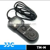 JJC TM-M telecommande camera remote switch for Nikon MC-DC2 for Nikon D90 D3100 D3200 D5000 D5100 D5200 D7000