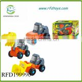 Children education item for kids assembling toys truck