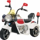 light weight baby motorcycle/police lights led motorcycle