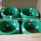hot dipped galvanized pv coated iron wire(really factory supply)