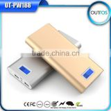 HOT 2015 New Power Bank 20000mah Rechargeable Ultra Thin Battery for Samsung Galaxy Tab