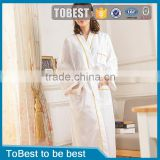 ToBest Hotel Supplies China Wholesalers Wholesale Waffle Cotton Polyester Satin Bath Robe