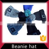 knitted bluetooth beanie hat made in China