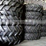 Tractor mower tire/ lawn mover tire/ lawn tractor tyre/ pneu 15.5-38 18.4-34 DOT ISO9001bias nylon tire