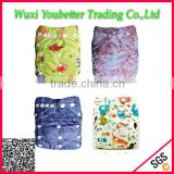 Nice PUL Fabric One Size Cloth Diapers Online Washable