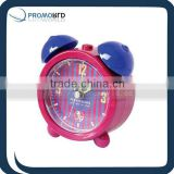 Mini Bell Alarm Clock For Children Mini Plastic