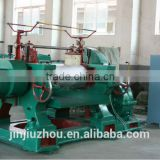 Two roll rubber mixing mill with reasonable price / Factory price for XK-450 rubber open mixing mill