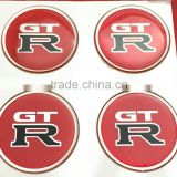 Epoxy resin dome/raised logo sticker (M-EP288)                                                                         Quality Choice