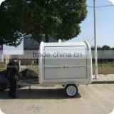 2013 New Design Mobile Food Cart For Frozen Yogurt Crepes Coffee Sale in Shanghai XR-FC220 B