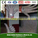 butcher protection stainless steel wire mesh glove/chain mail gloves
