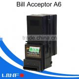 ICT Bill Acceptor with Stacker Model A6