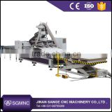 automatic tool change spindle cnc router with loading and unloading sytem for furniture,doors,cabinets