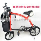 made in china 10'' mini bicycle/black 10'' nimi bike for sale/aluminium 10'' foldable bicycle for sale