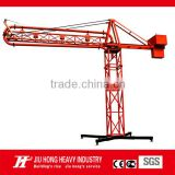 Beijing Factory Concrete Placing Boom HGY Series with 12m,15m,18m manual concrete spreader