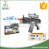 Hot selling electronic crystal water bullet gun toy for children