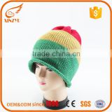 European fashion soft baby boys winter hat softextile knitted beanie cap                                                                                                         Supplier's Choice