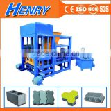 Low Cost QT4-30 diese engine habiterra concrete hollow block machine for sale, interlocking paver block machine price in india                                                                                                         Supplier's Choice