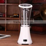 Hot sale LED light Portable buletooth dancing water speaker fountain speakers For mobile phones