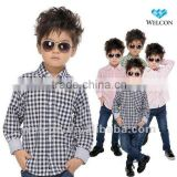 latest fashion design brand boys clothing boys dress casaul fancy boy shirt