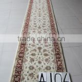 pakistan handmade wool corridor carpet tibetan design wool runner carpet chinese peking wool carpet