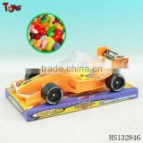pull line F1 with light plastic candy containers with toys