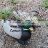 Floating Plastic Duck Decoys for Hunting