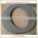 Low-carbon Sintered stainless steel fiber felt of hiag-quality and cheap
