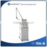 2016 new technolgoy q switch nd yag laser tattoo removal Machine with 7-joint Articulated arms