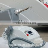 three treatment hands Q-Switched ND: YAG Laser Tattoo Removal Skin Care Beauty Machine