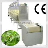 Hot sale herbs industrial microwave vacuum drying machine
